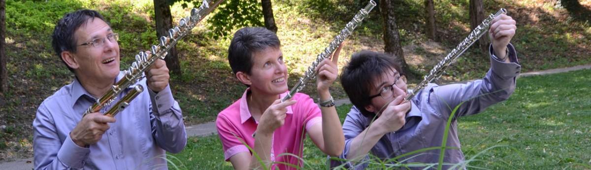 Lons Flûtes Trio