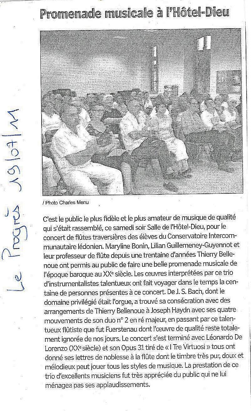 Concert Lons le Sr 19.07.2011